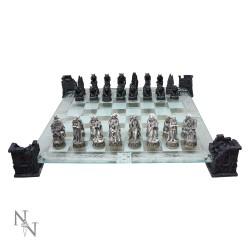 Šachový set - Vampire & Werewolf