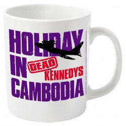 Hrnek Dead Kennedys - Holiday In Cambodia