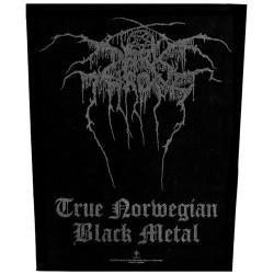 Nášivka na záda Darkthrone - True Norweigan Black Metal