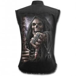 Pánská košile Spiral Direct - Boss Reaper