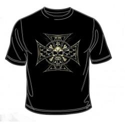 Pánské tričko  - Skull