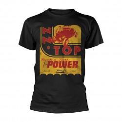 Tričko ZZ Top - Power