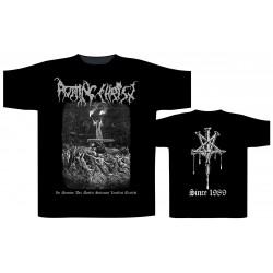 Pánské tričko Rotting Christ - In Nomine Dei Nostri