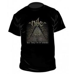 Pánské tričko Nile - What Should Be Unearthed