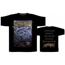 Pánské tričko Suffocation - Pierced From Within