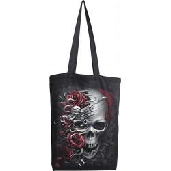 Dámská taška přes rameno Spiral Direct  - Skulls N' Roses