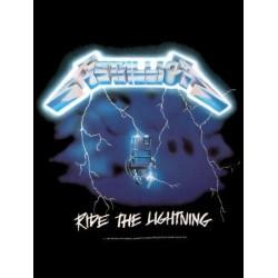 Vlajka Metallica - Ride The Lightning