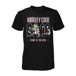 Pánské tričko Motley Crue - Shout At The Devil