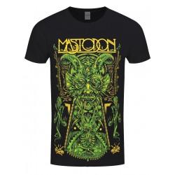 Pánské tričko Mastodon - Devil On Black