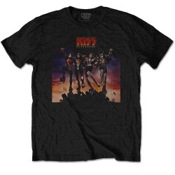 Pánské tričko Kiss - Destroyer