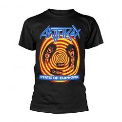 Tričko Anthrax - State Of Euphoria