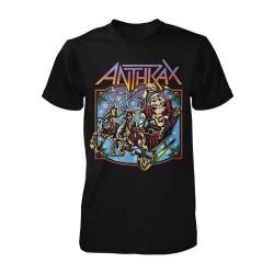 Tričko Anthrax - Christmas Is Coming
