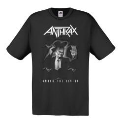 Tričko Anthrax - Among The Living