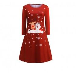 Dámské retro šaty - Sob a Santa