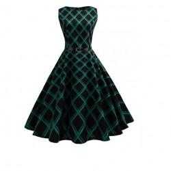 Dámské retro šaty - Diamonds
