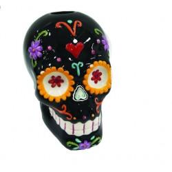 Dekorační Svícen - Sugar Skull