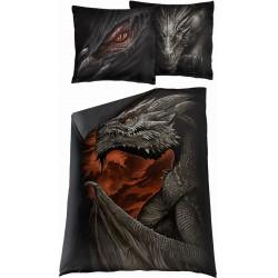 Ložní povlečení Spiral Direct - Majestic Draco