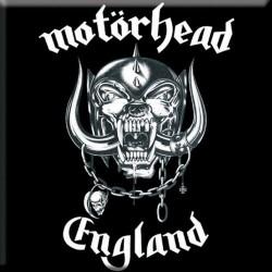 Magnet na lednici Motorhead - England