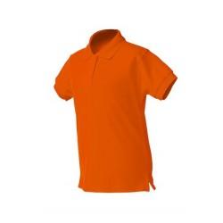 Dětská polokošile JHK - Oranžová