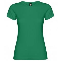 Dámské tričko s krátkým rukávem Roly - Zelené