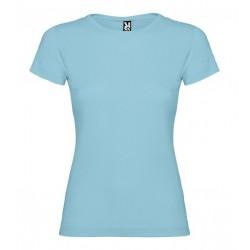 Dámské tričko s krátkým rukávem Roly - Světle modré