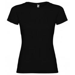 Dětské dívčí tričko bez potisku Roly - Černé
