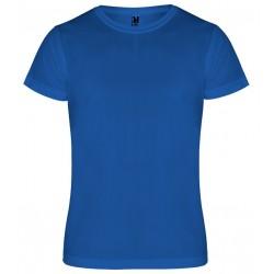 Dětské sportovní tričko bez potisku Roly - Tmavě modré