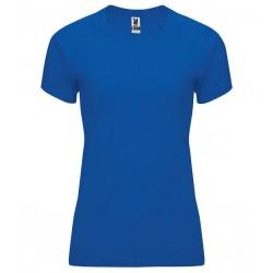 Dámské fitness tričko bez potisku Roly - Královské modré