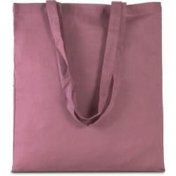 Bavlněná taška bez potisku - Cihlová