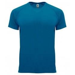 Pánské sportovní tričko bez potisku Roly - Tmavě modré