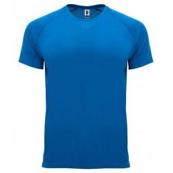 Pánské sportovní tričko bez potisku Roly - Modré