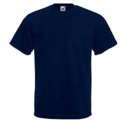 Pánské silné tričko bez potisku - Námořnické