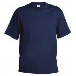 Pánské tričko bez potisku - Námořnické