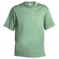 Pánské tričko bez potisku - Limetkové
