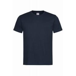 Pánské tričko bez potisku - Tmavě modré