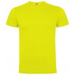 Tričko bez potisku - Limetkové