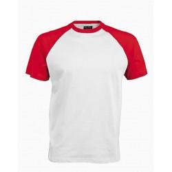 Pánské tričko bez potisku - Bílé