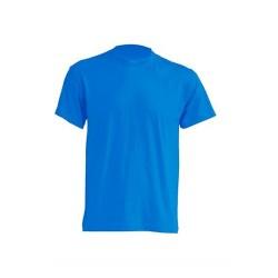 Lehké tričko bez potisku - Modré