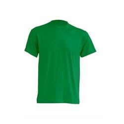 Lehké tričko bez potisku - Zelené