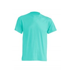 Lehké tričko bez potisku - Mátové