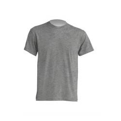 Lehké tričko bez potisku - Šedé