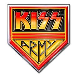 Přípínáček Kiss - Army