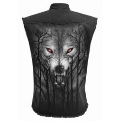 Pánská košile Spiral Direct - Forest Wolf