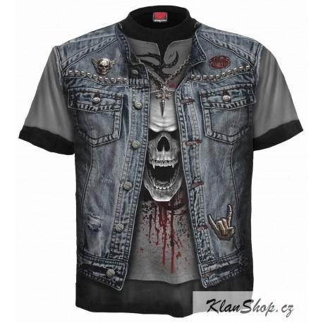 Pánské tričko Spiral Direct - Thrash Metal