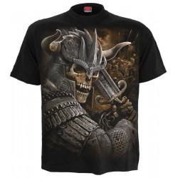 Pánské tričko Spiral Direct - Viking Warrior