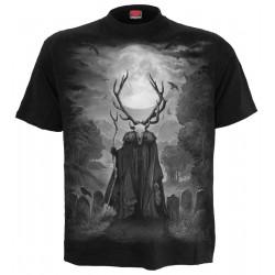 Pánské tričko Spiral Direct - Horned Spirit