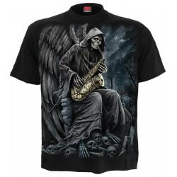 Pánské tričko Spiral Direct - Reaper Blues