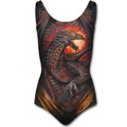 Dámské plavky Spira Direct - Dragon Furnace