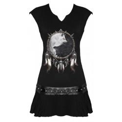 Dámské šaty Spiral Direct - Wolf Chi