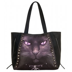 Dámská taška přes rameno Spiral Direct  - Black Cat